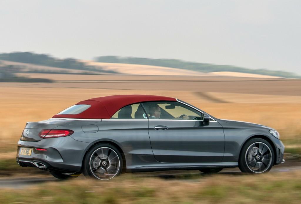 2019 Mercedes C 220 d, 300 d Models Get 2-Liter Engines ...