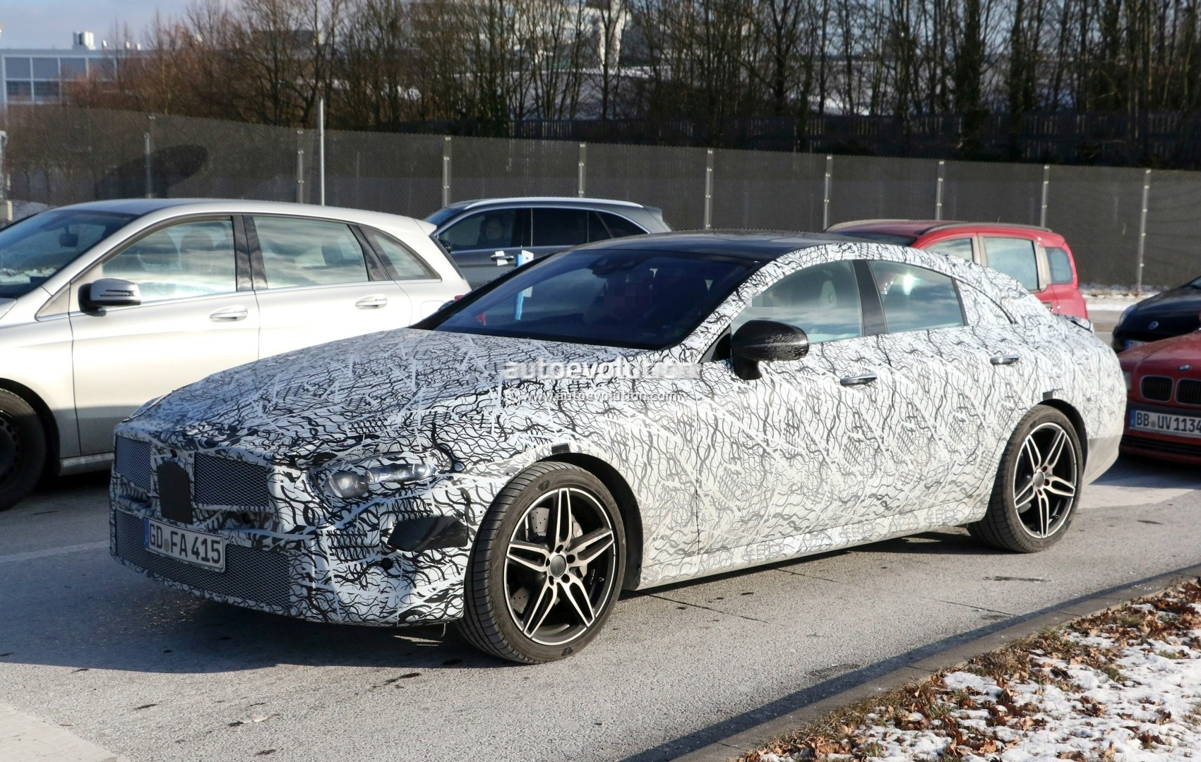 2019 Mercedes CLE/CLS Rear Cabin Will Be a World of Luxury ...