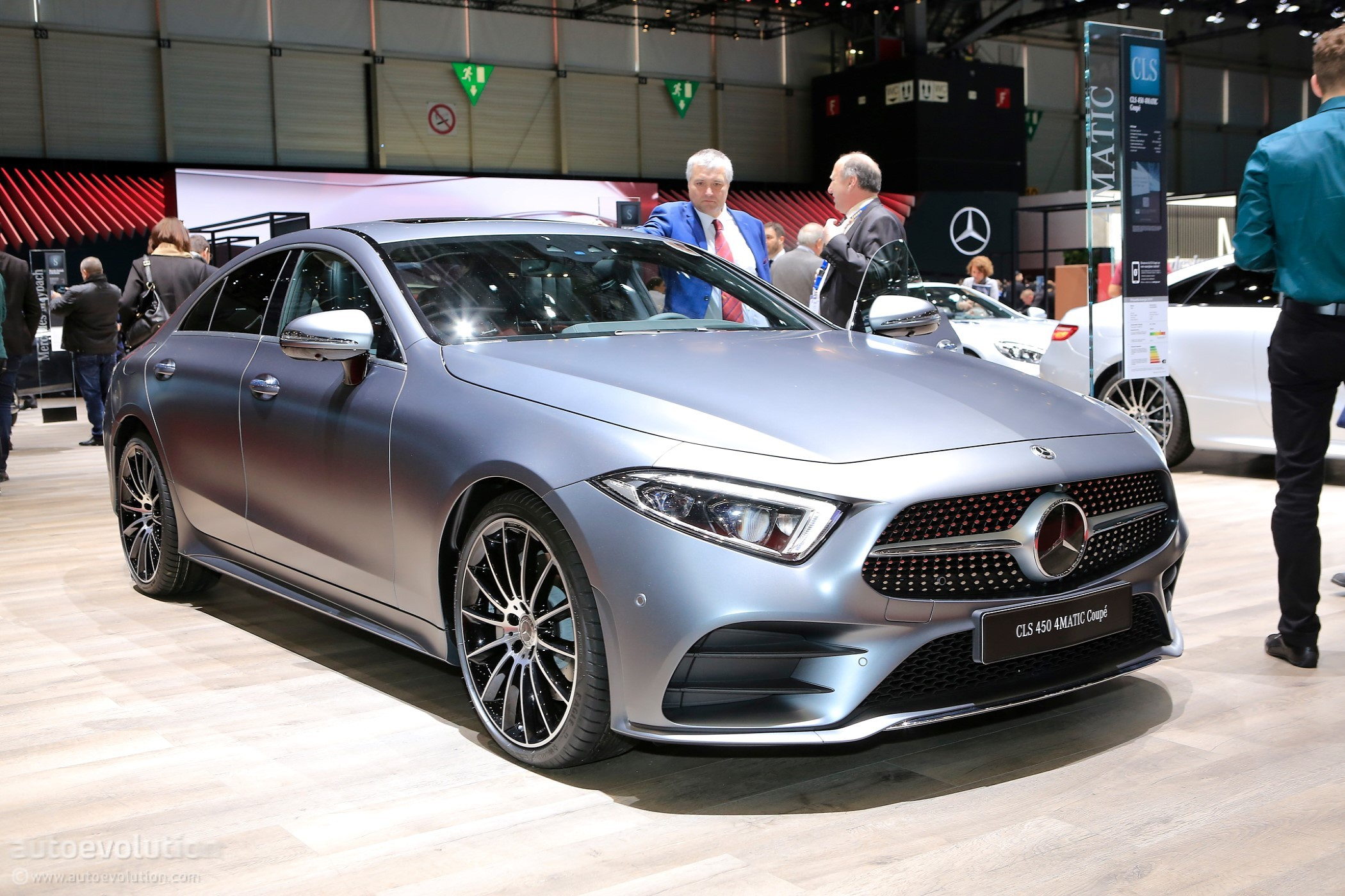 2019 mercedes cls 350 coming to australia with 299 hp 2 0. Black Bedroom Furniture Sets. Home Design Ideas