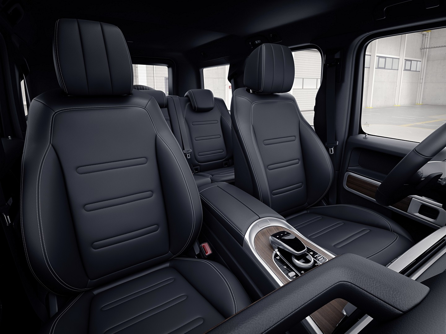 ... 2019 Mercedes G Class Interior Officially Revealed ...