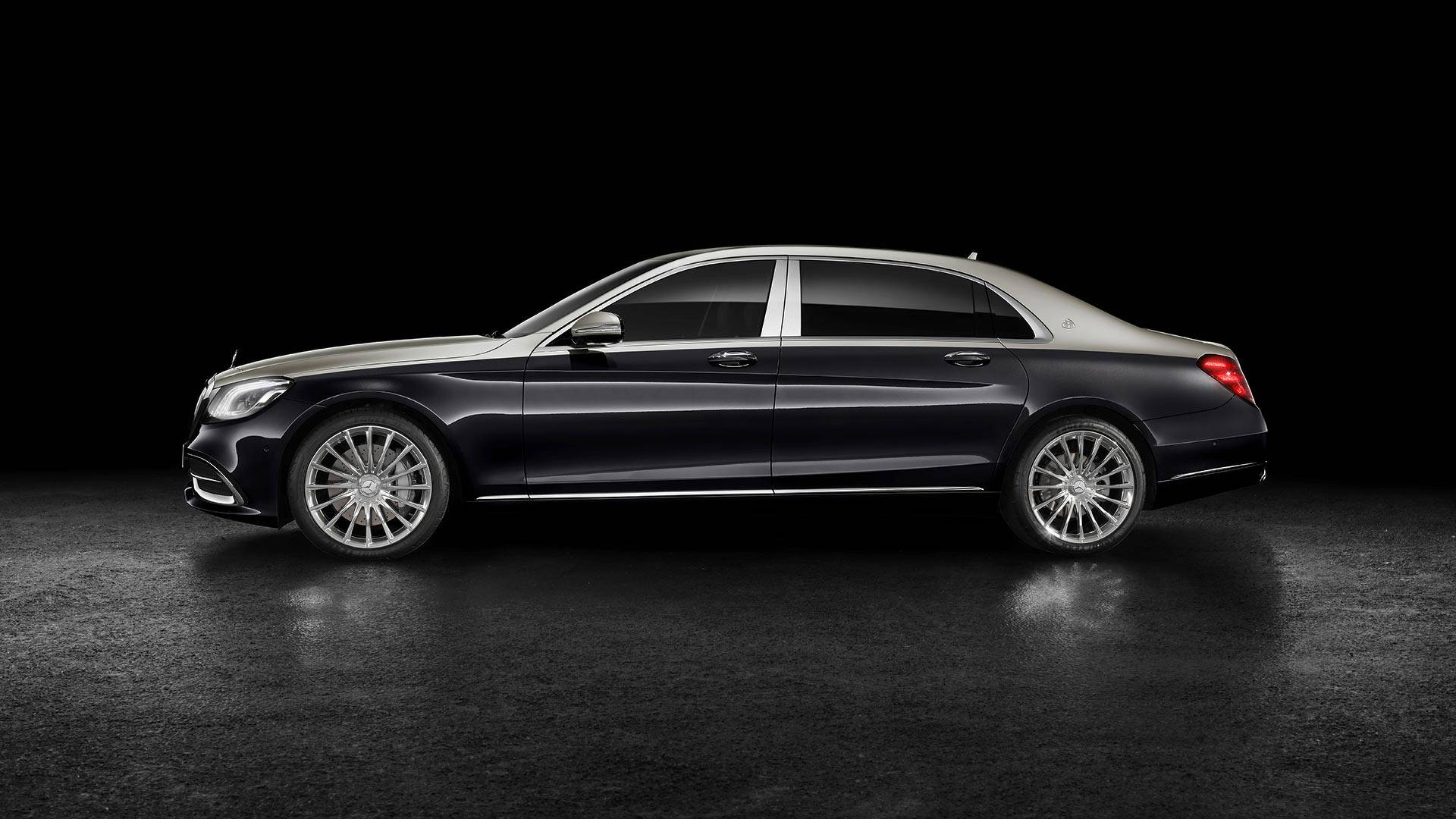 2019 mercedes maybach s class doubles down on luxury autoevolution. Black Bedroom Furniture Sets. Home Design Ideas