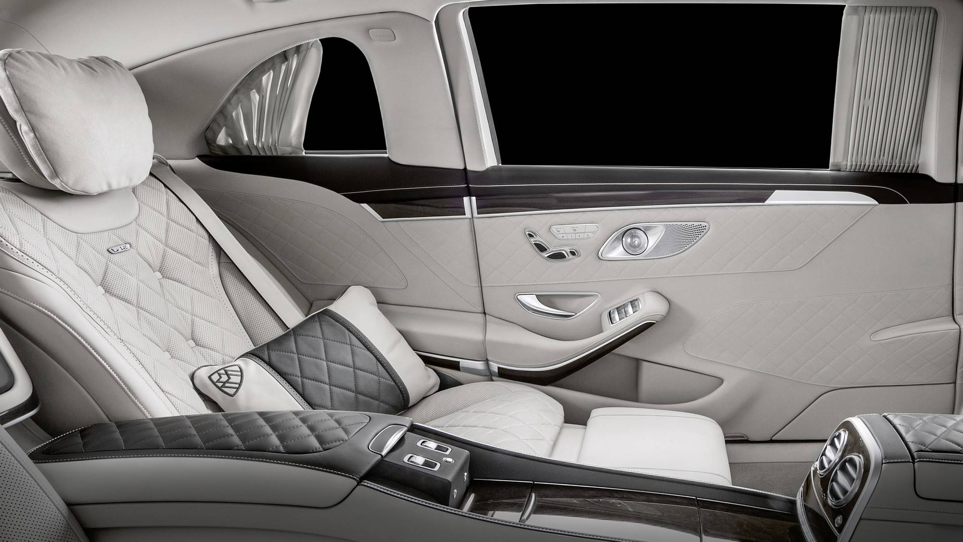 2019 Mercedes-Maybach S650 Pullman Will Set You Back Half ...