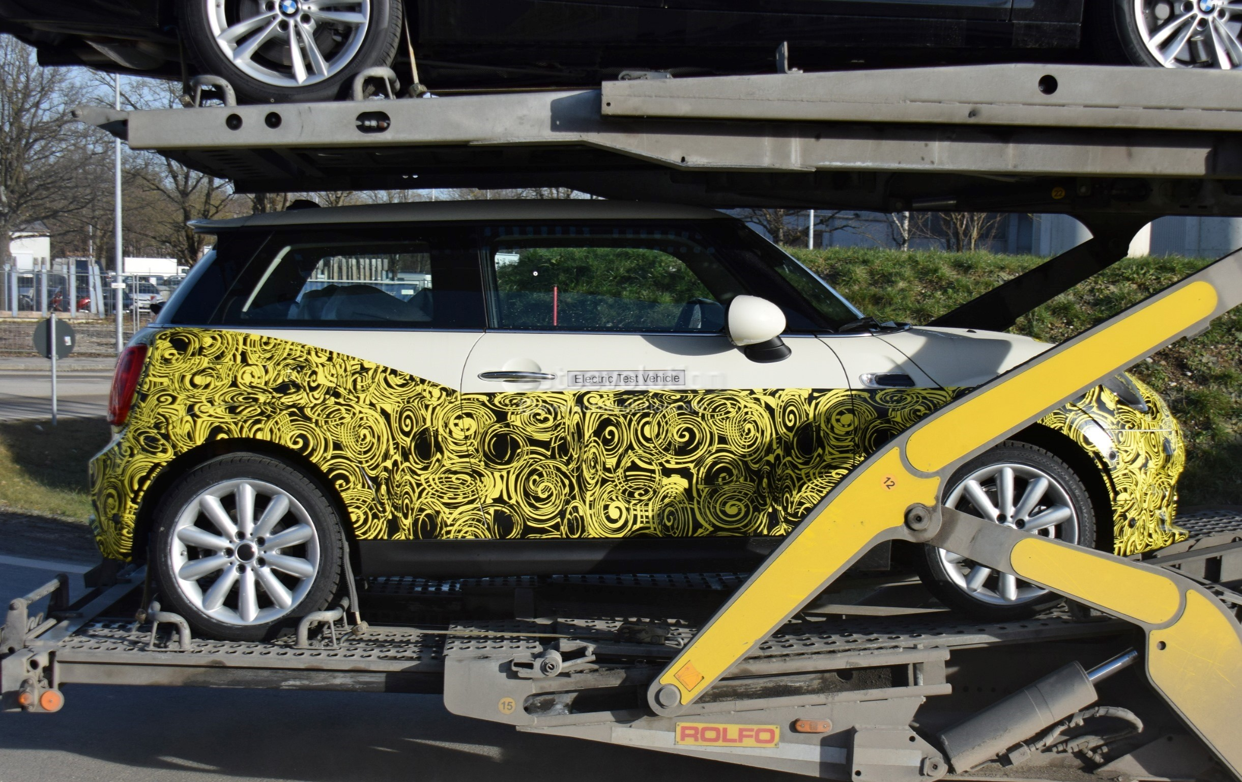 Spyshots 2019 Mini Electric Vehicle Getting Closer To Production