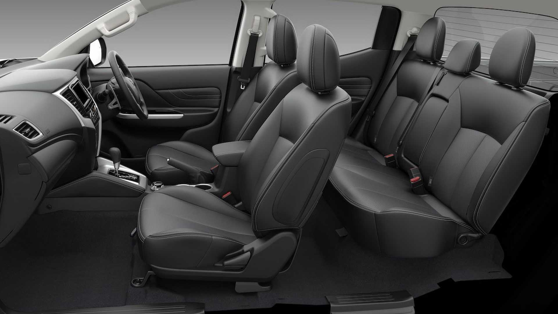 2019 Mitsubishi L200 Revealed With Dynamic Shield Design ...