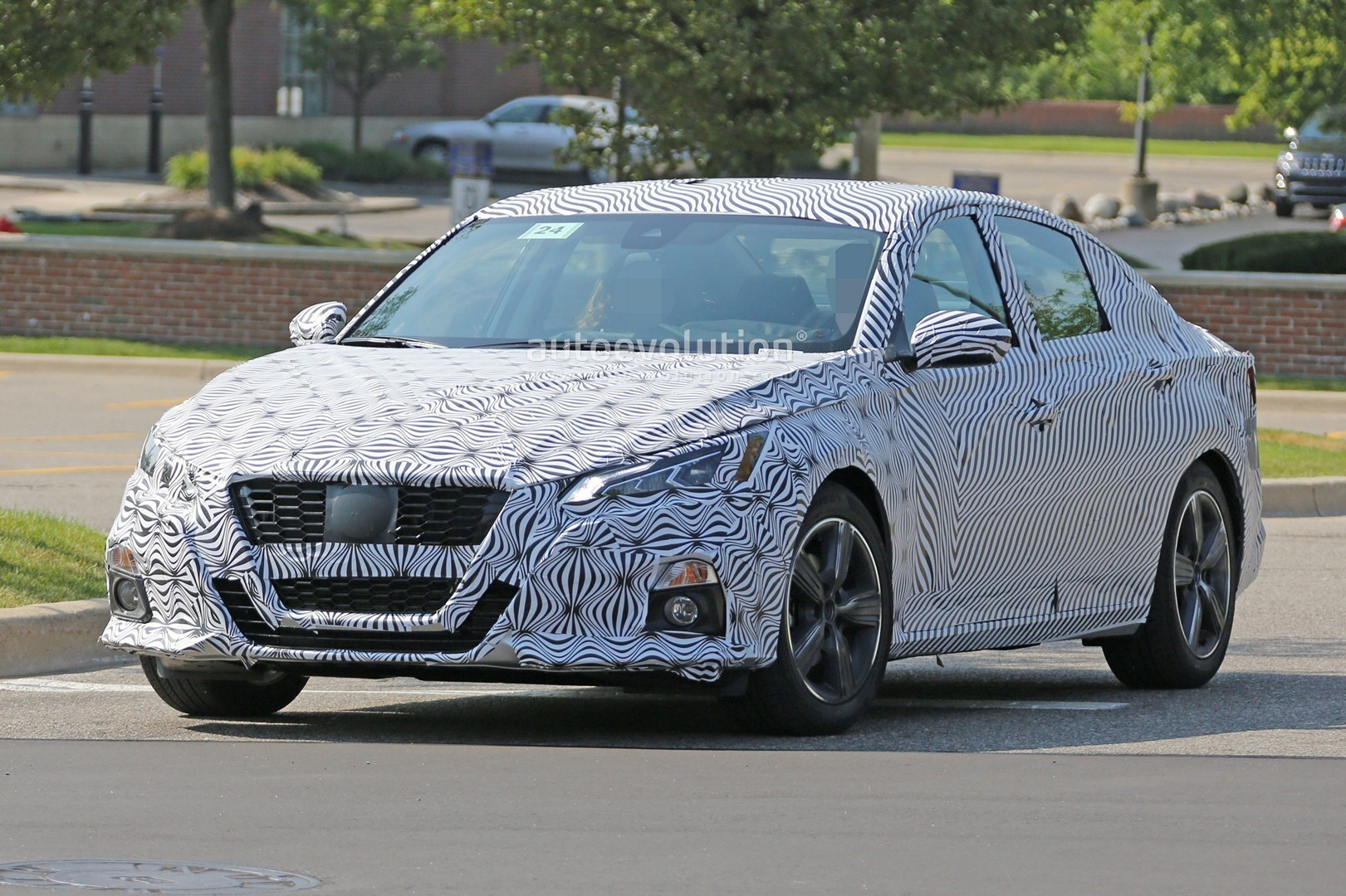 2019 Nissan Altima Confirmed With AWD, Debut Set For 2018 ...