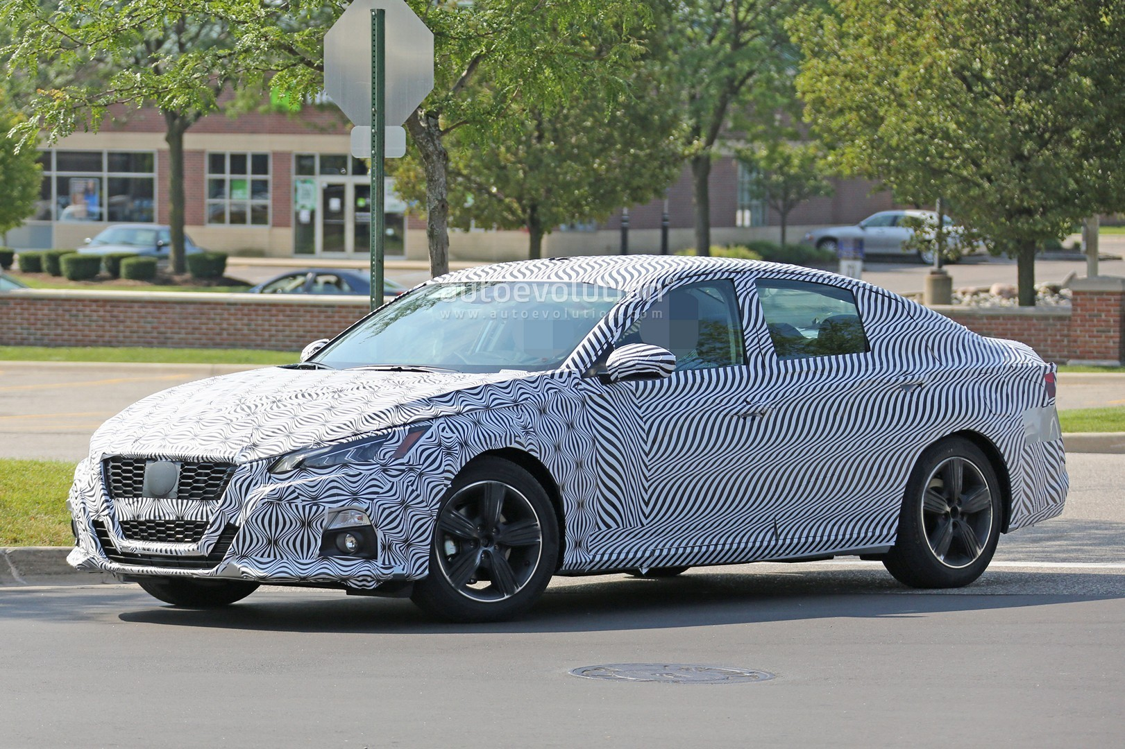 2019 nissan altima spied inside and out is targeting the accord and camry