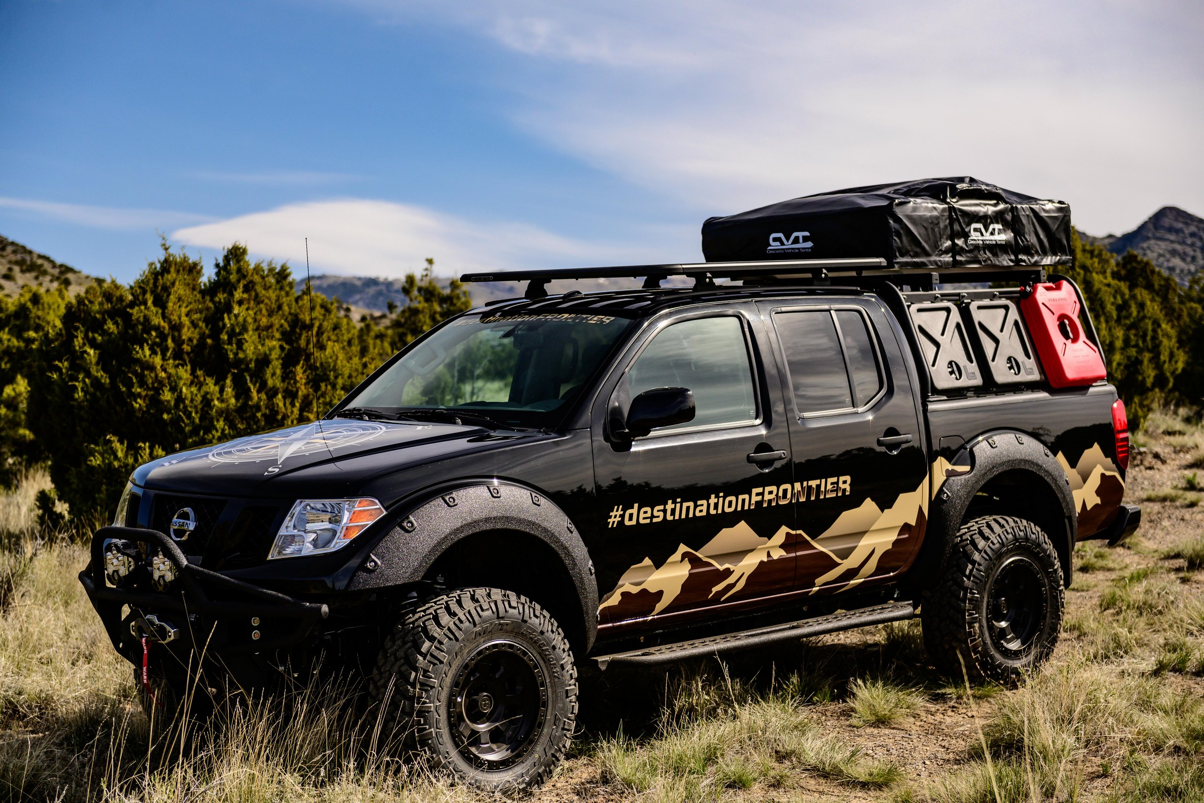 2019 Nissan Frontier Turned Into $40,000 Overlanding Rig ...