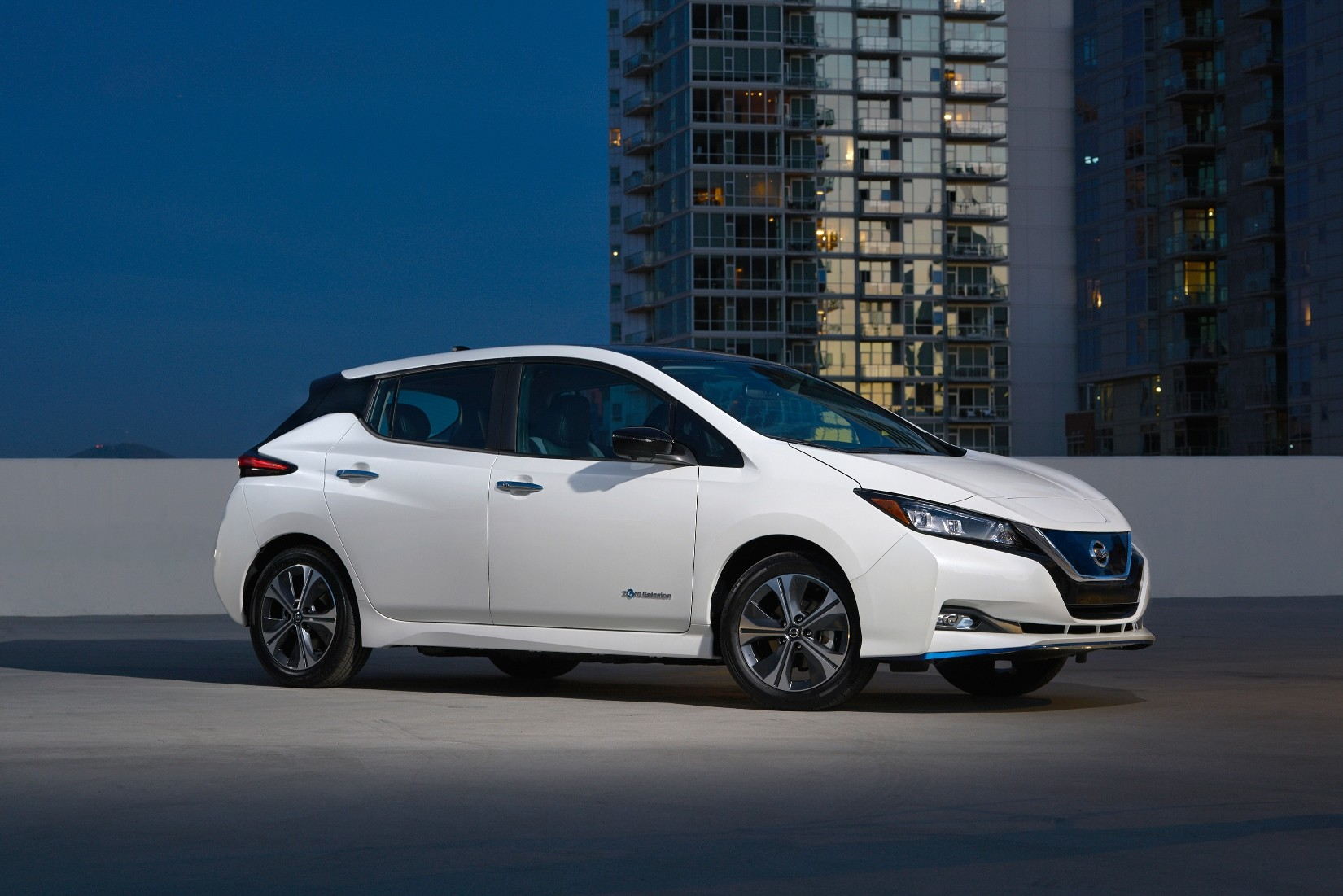 2019 Nissan Leaf Plus Is More Expensive Than Tesla's ...
