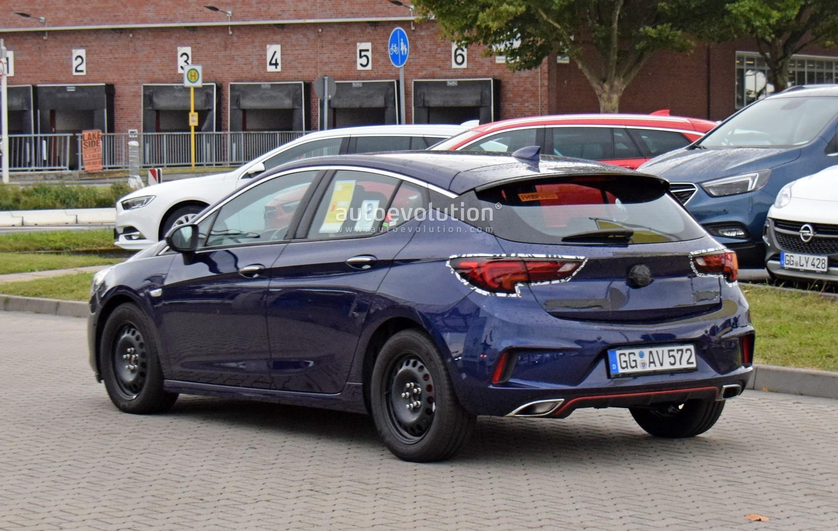 Opel astra farben 2019