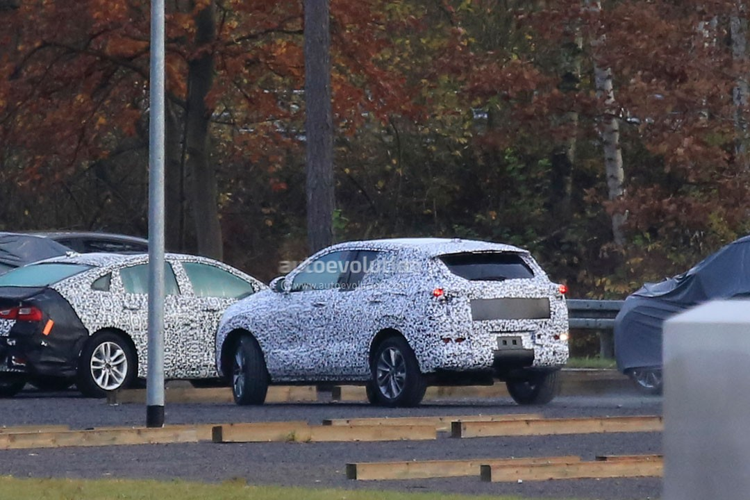 2019 Opel Mokka X Could Get Electric Option