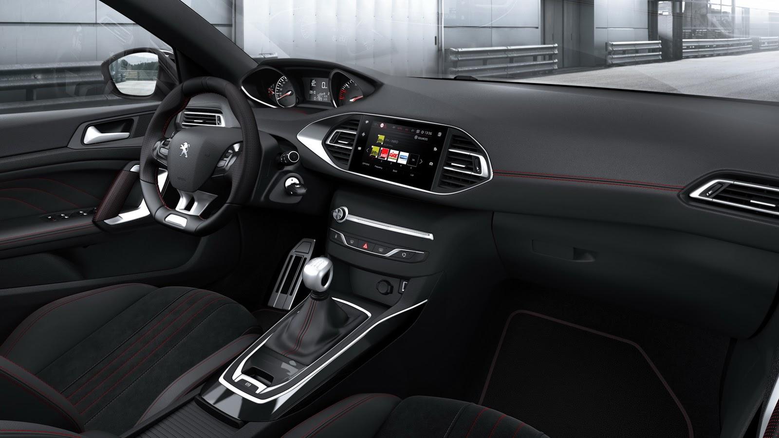 Peugeot 308 new 2019