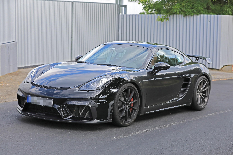 Used Porsche Cayenne >> 2019 Porsche 718 Cayman GT4 PDK Rumors Are False - autoevolution