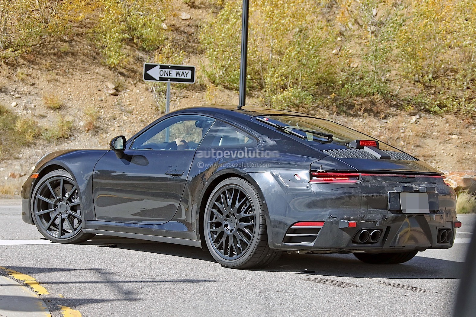 Cayenne 2018 Release Date >> 2019 Porsche 911 Flies on Nurburgring While Hybrid Rumors Grow - autoevolution