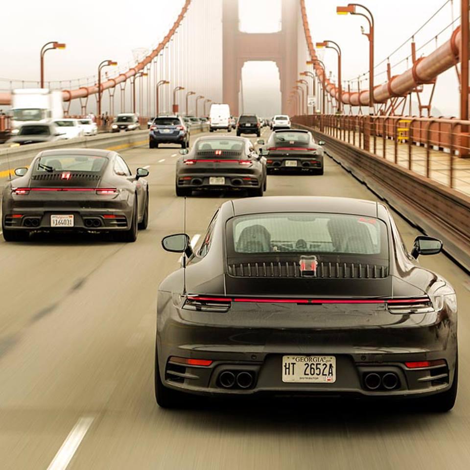 2019 Porsche 911 Revealed In Behind-The-Scenes Prototype