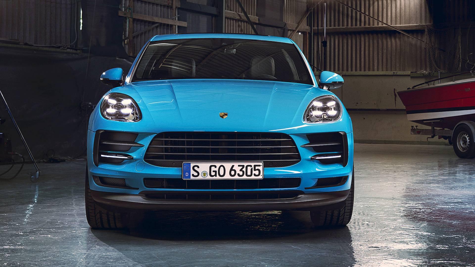 2019 Porsche Macan Debuts with Sharper Handling, Gets 911 ...