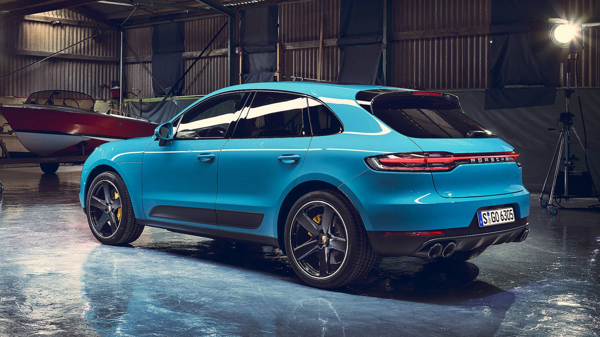 Base Porsche Macan Coming In 2014 With Four Cylinder