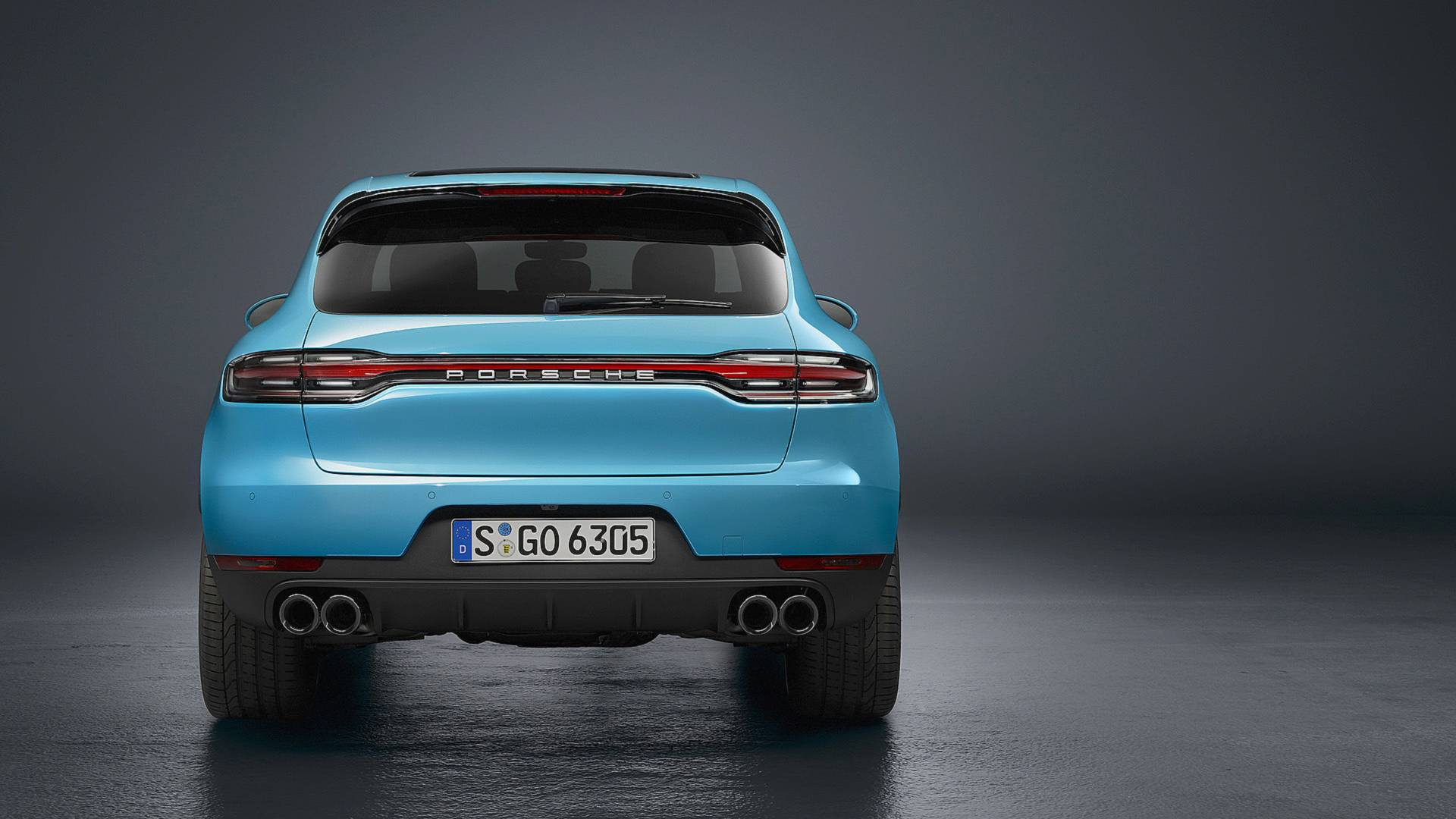 2019 Porsche Macan Facelift Enters Production At Leipzig