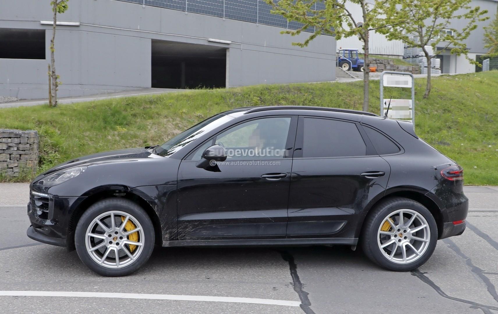 2019 Porsche Macan Facelift Getting Hotter But Porsche Denies Gt