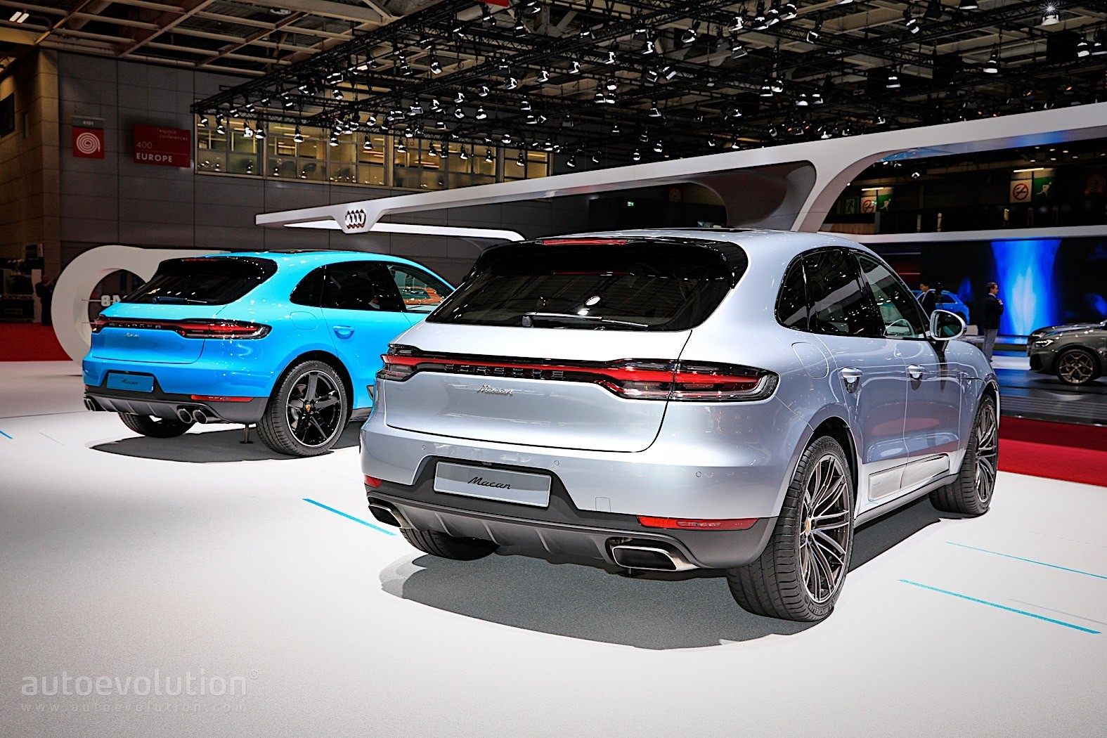 2019 Porsche Macan Facelift Lands In Paris With Bright New