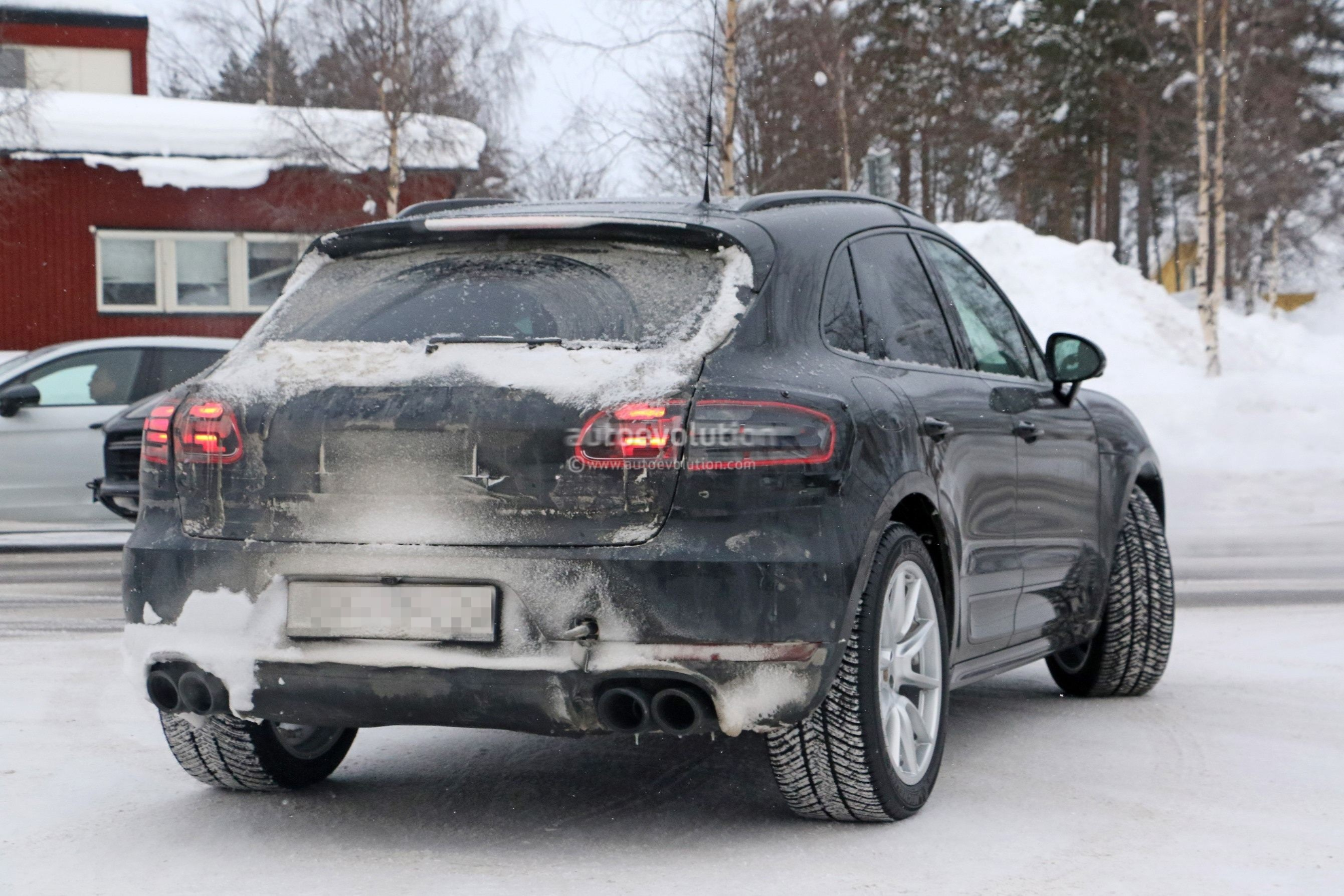 Porsche Diesels Not Going Anywhere Soon Macan Facelift To