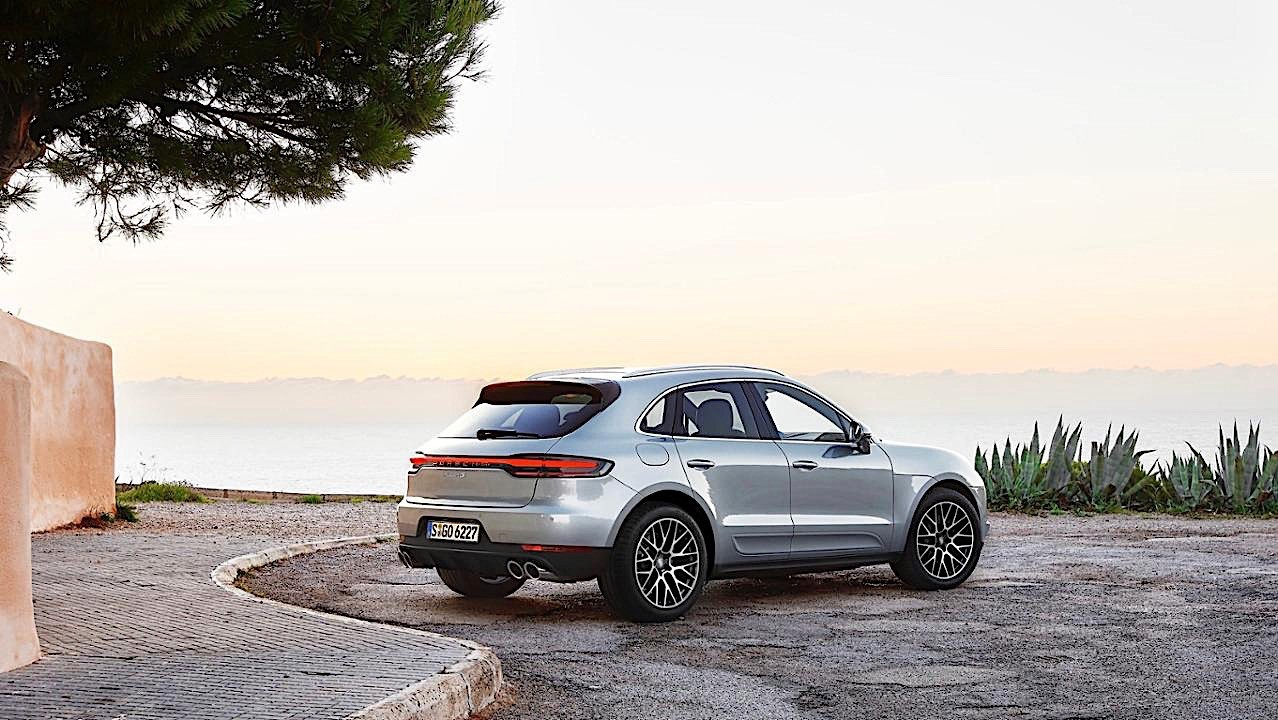 2019 Porsche Macan S Facelift Launched With New V6 Engine