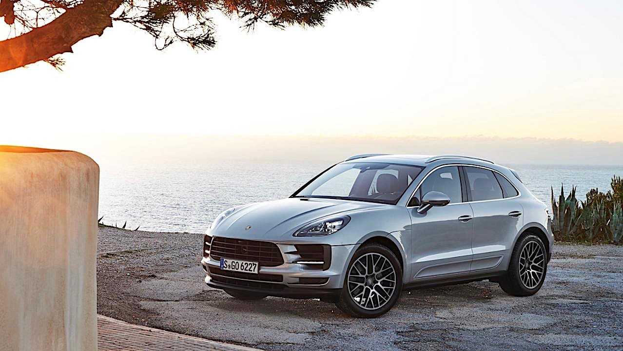 2019 Porsche Macan S Facelift Launched with New V6 Engine ...