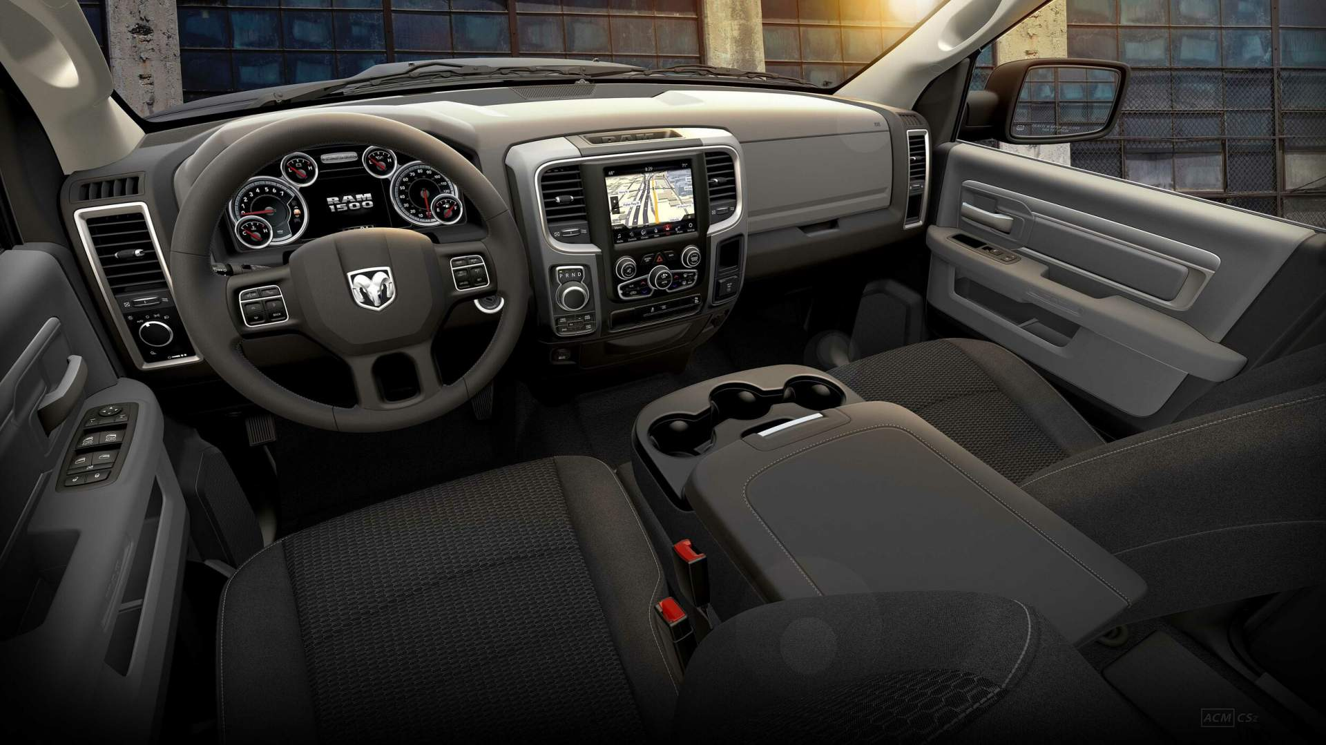 Ram 1500 Classic Welcomes Value Oriented Warlock Trim