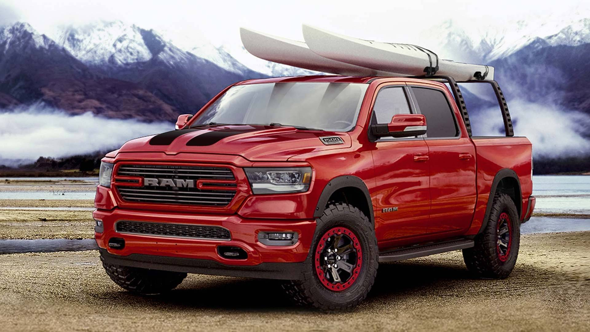 Ram 1500 Towing Capacity >> 2019 Ram 1500 Gets The Mopar Treatment In Chicago, Configurator Goes Online - autoevolution