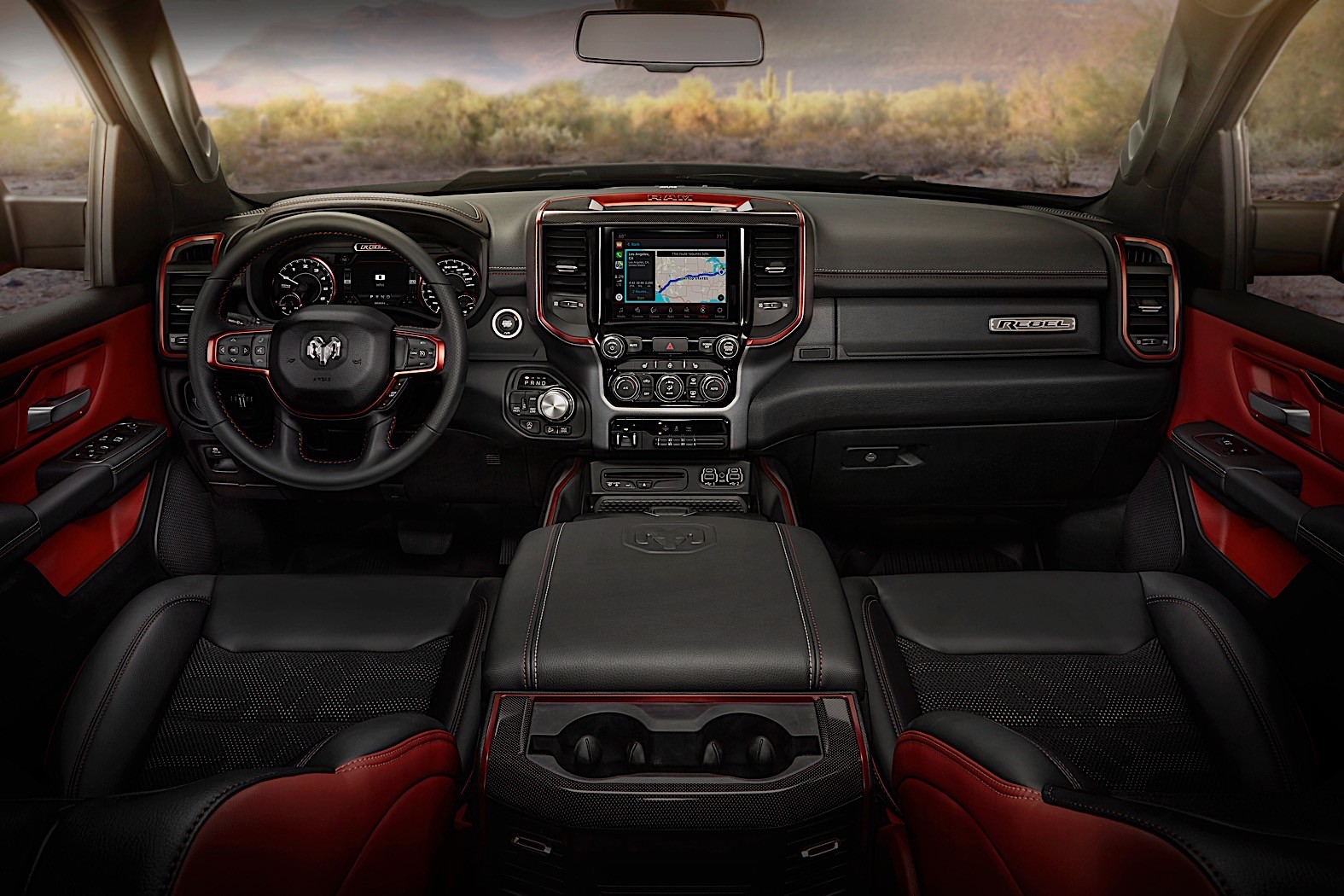 Door Handle Parts >> 2019 Ram 1500 Lone Star Updated for Texas Buyers - autoevolution