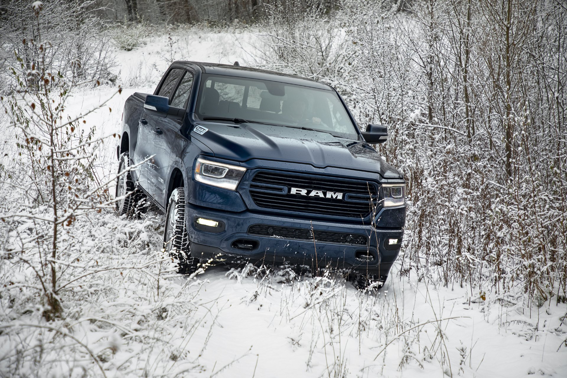 2019 Ram 1500 North Edition Features Factory Lift Kit ...