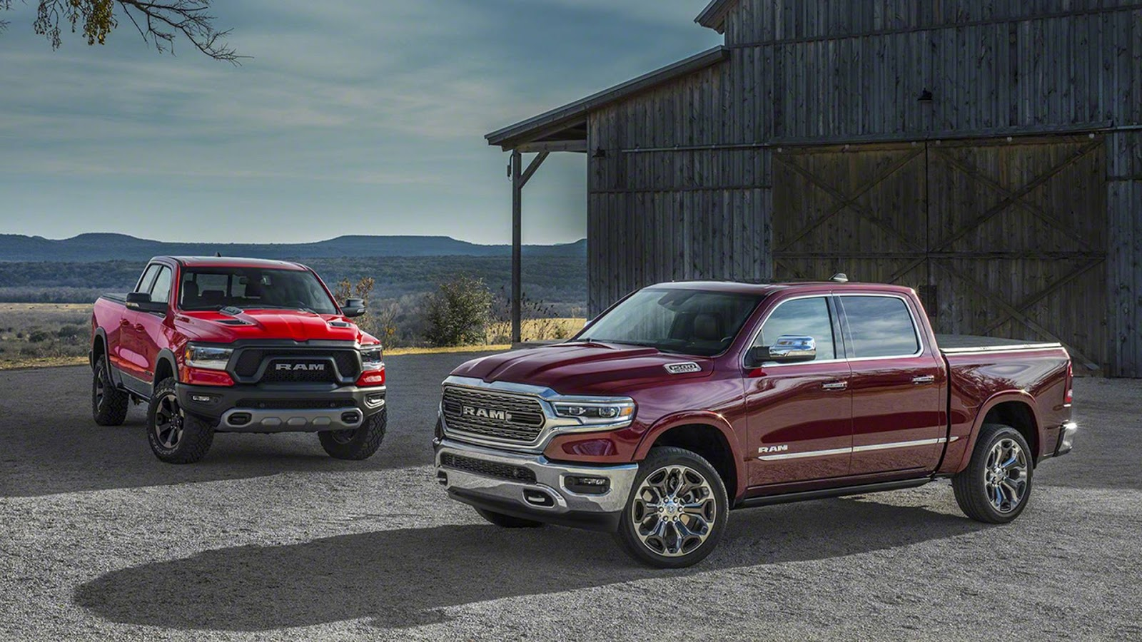 Ram 1500 Running Boards >> 2019 Ram 1500 Pickup Goes Official With 48-Volt Mild-Hybrid System - autoevolution