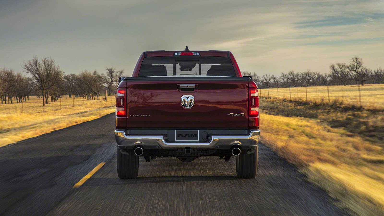 New Dodge Truck 2019 >> 2019 Ram 1500 Pickup Goes Official With 48-Volt Mild-Hybrid System - autoevolution