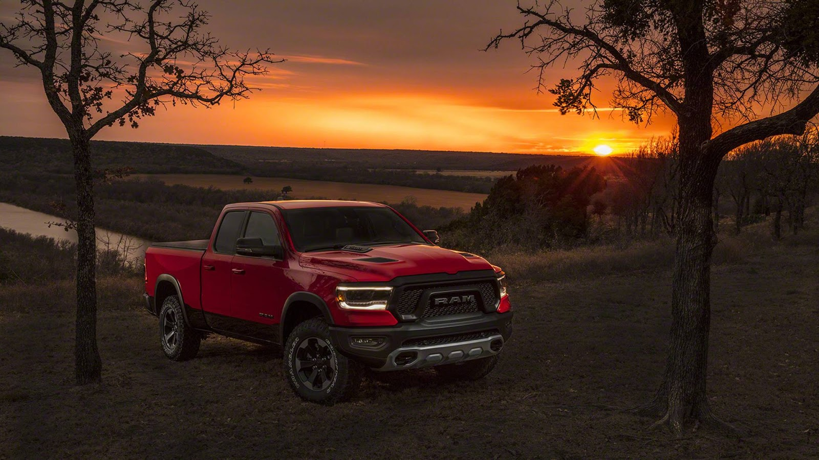 New Ram Truck >> 2019 Ram 1500 Pickup Goes Official With 48-Volt Mild-Hybrid System - autoevolution