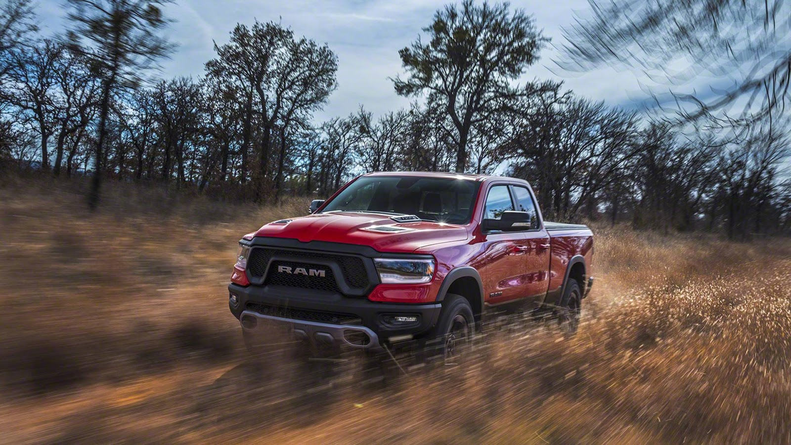 2019 Ram 1500 Pickup Goes Official With 48 Volt Mild