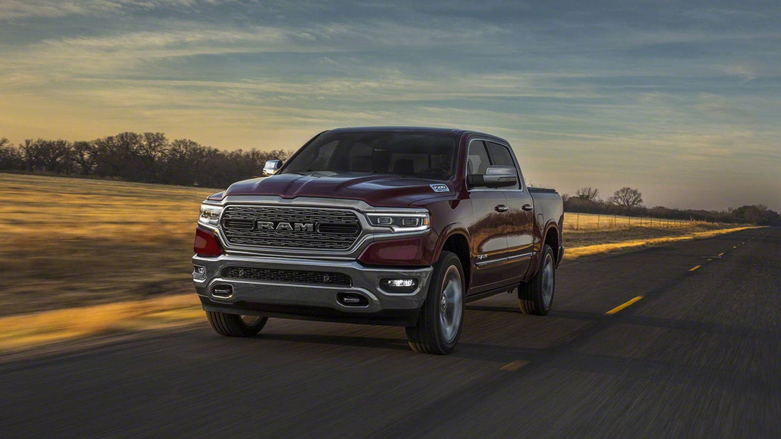 2019 ram 1500 pickup goes official with 48 volt mild hybrid system autoevolution. Black Bedroom Furniture Sets. Home Design Ideas
