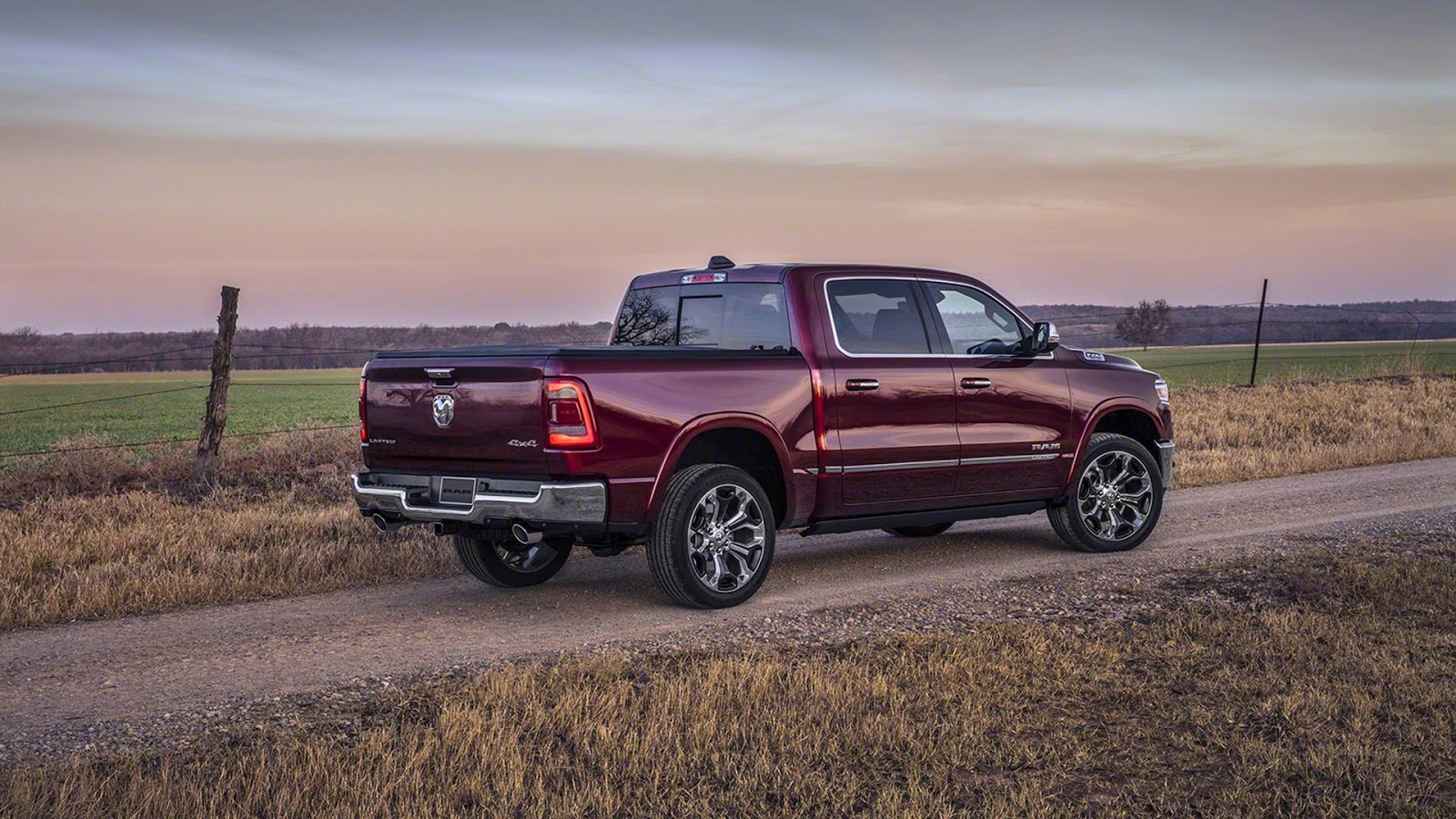 2020 Dodge Ram 1500 >> 2019 Ram 1500 Pickup Goes Official With 48-Volt Mild-Hybrid System - autoevolution