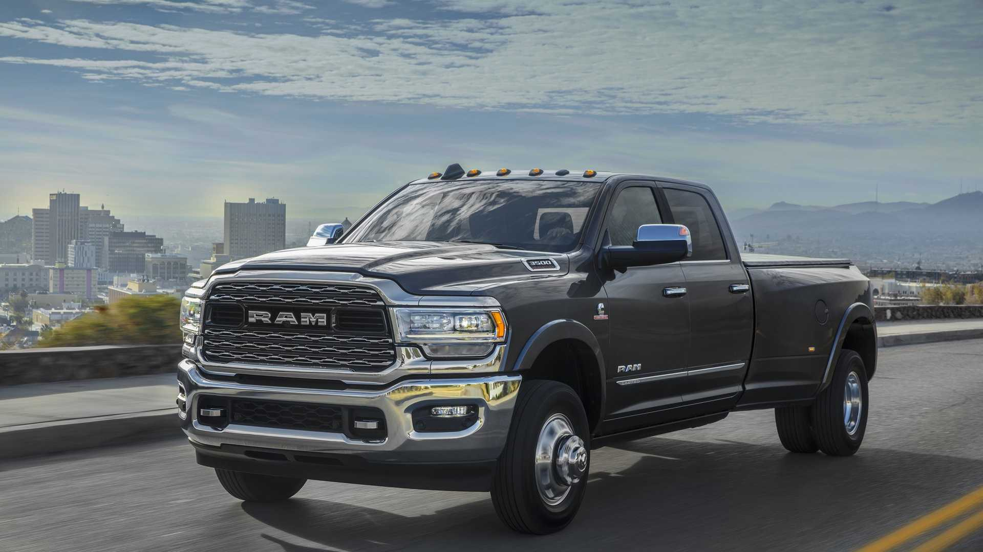 "2019 Ram HD ""Is the Most Powerful, Most Capable Pickup In ..."