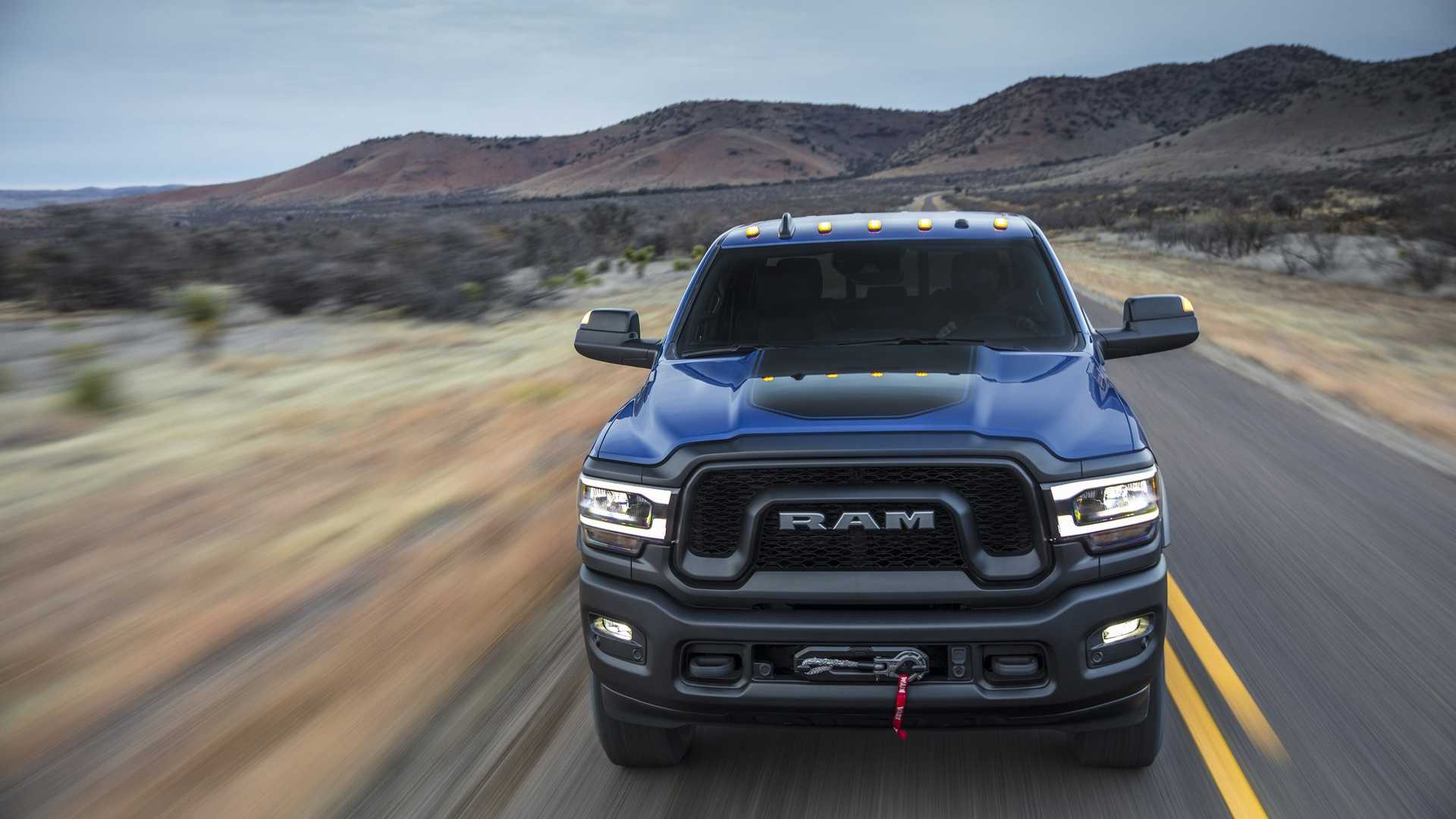 2019 Ram Hd Is The Most Powerful Most Capable Pickup In
