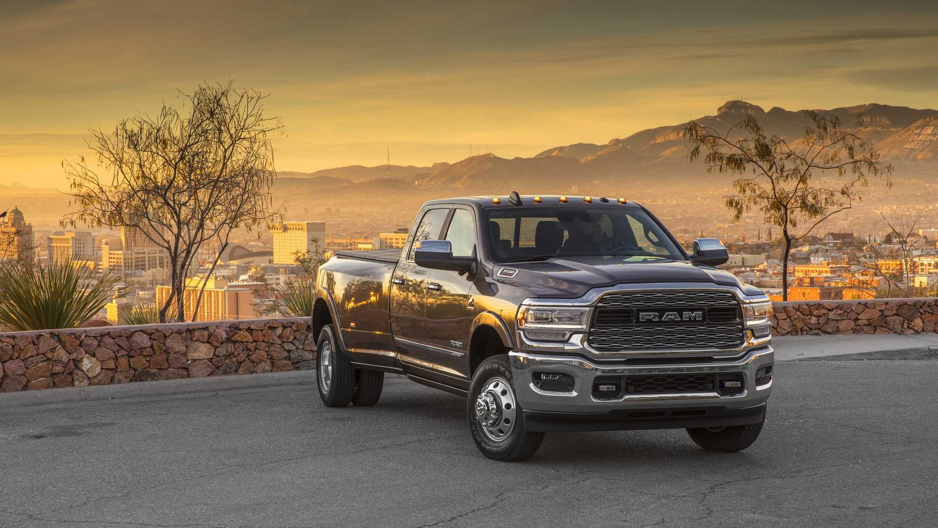 """2019 Ram HD """"Is The Most Powerful, Most Capable Pickup In"""