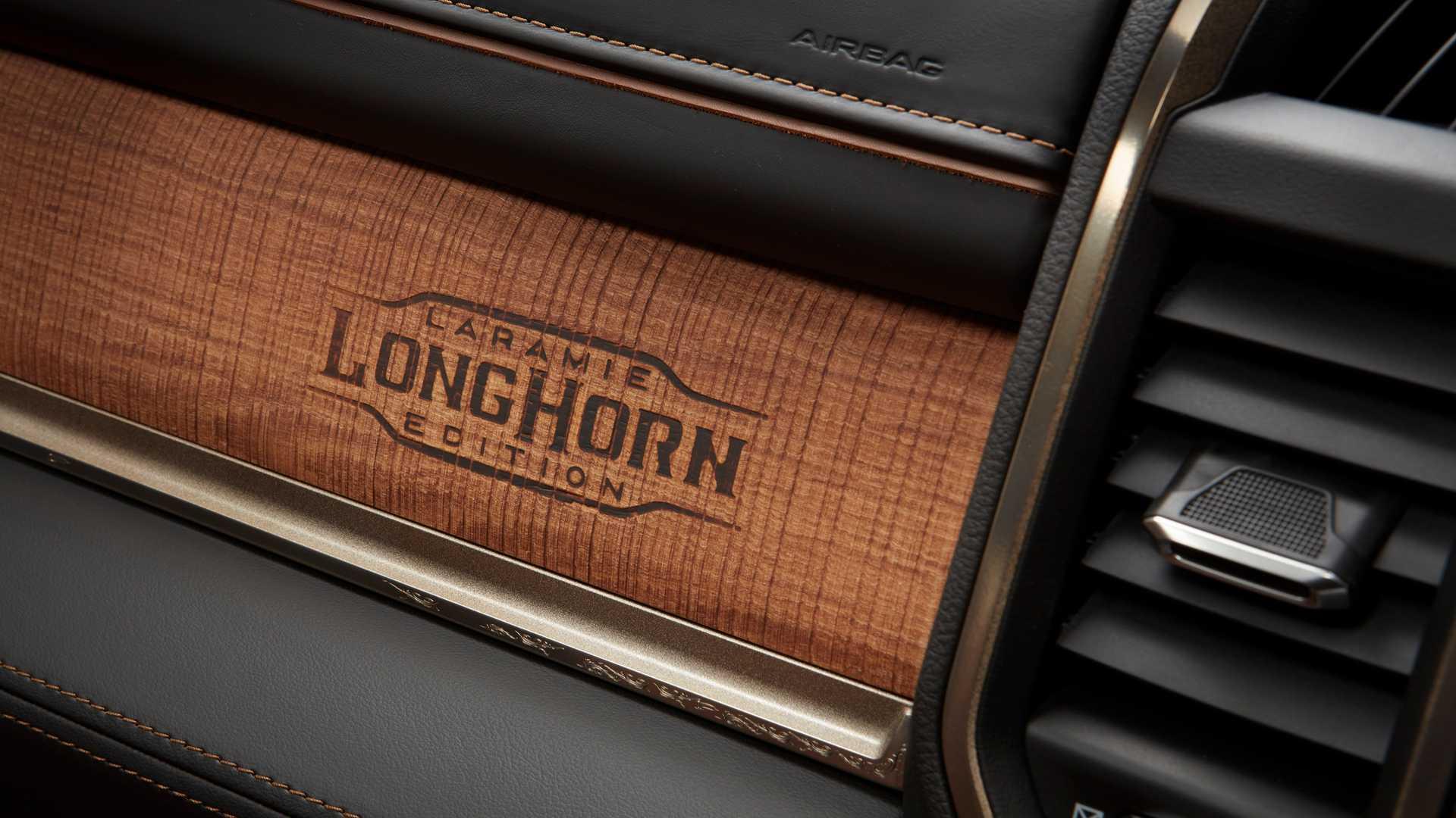 Ram Hd Laramie Longhorn on Dodge 1500 Laramie Interior