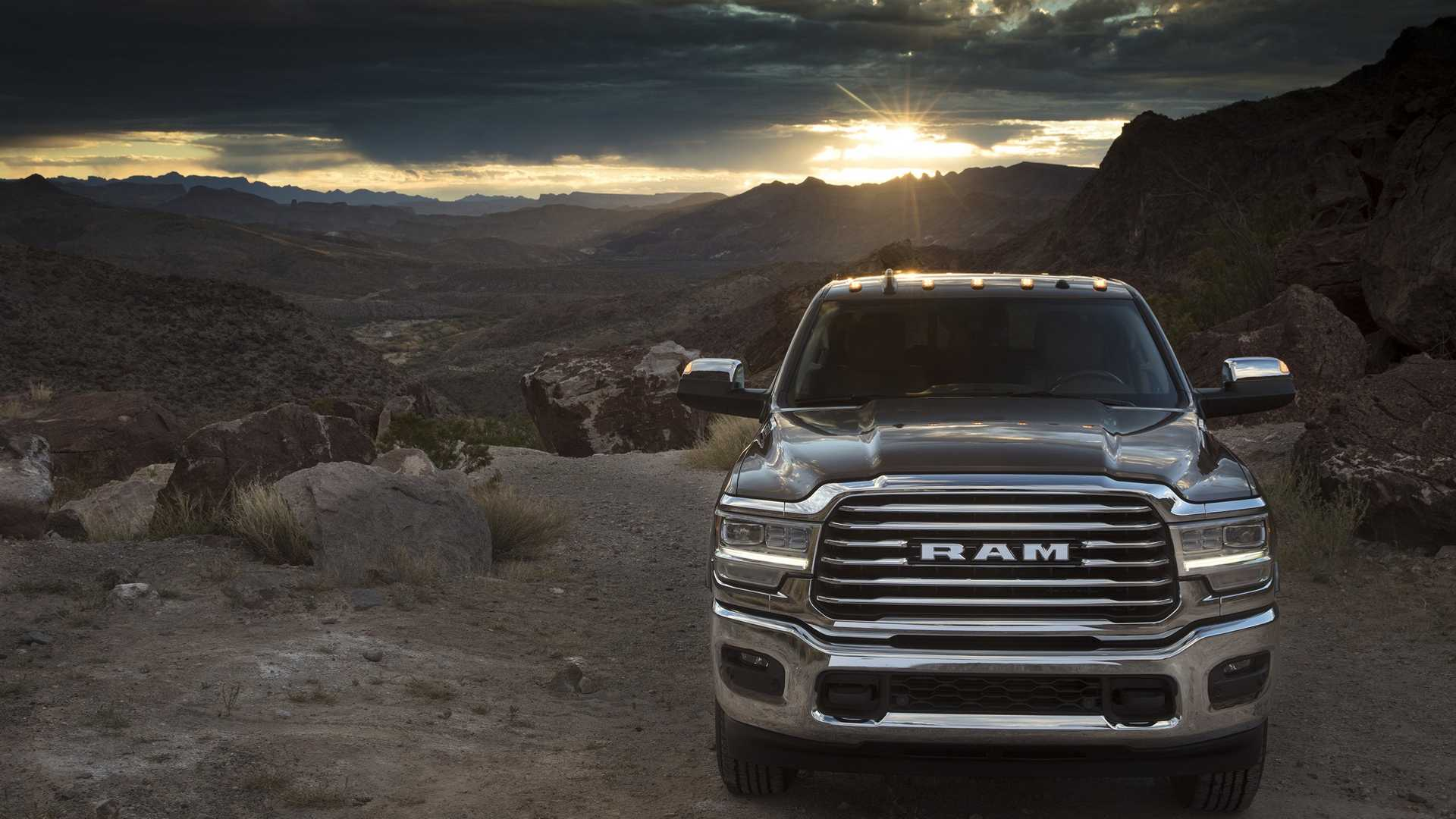 2019 Ram Hd Sport Package Showcased At Boston Auto Show