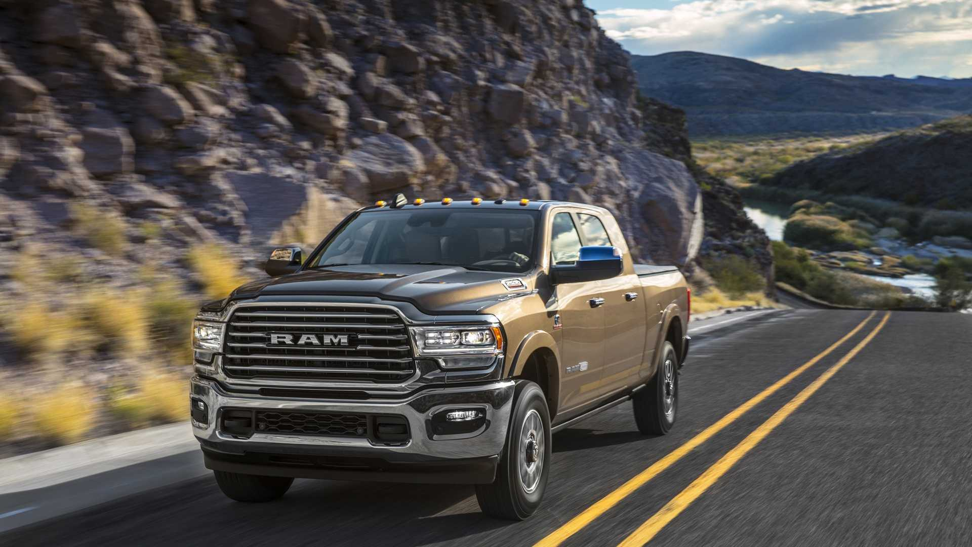 2019 Ram HD Sport Package Showcased At Boston Auto Show - autoevolution