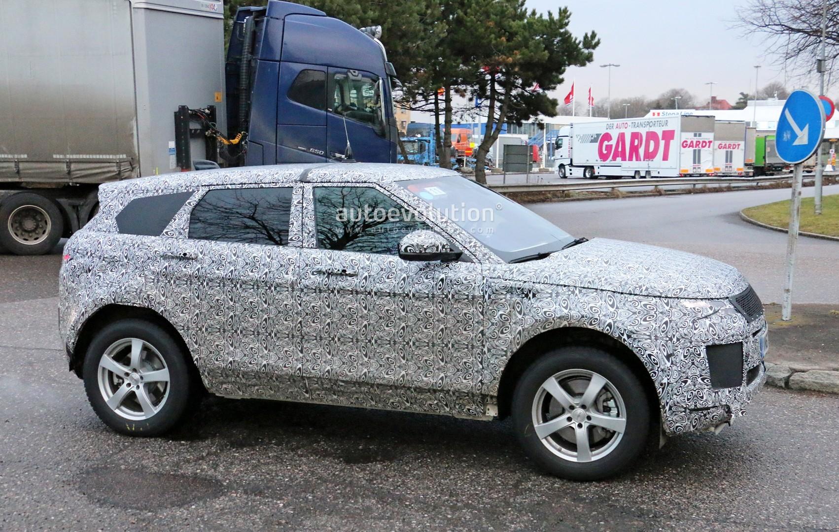 Land Rover Range Rover Evoque Pantip ✓ Land Rover Car