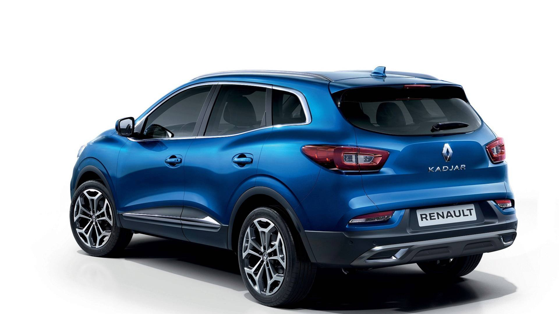 2019 Renault Kadjar Gets More Attractive Inside & Out, 1.3 ...