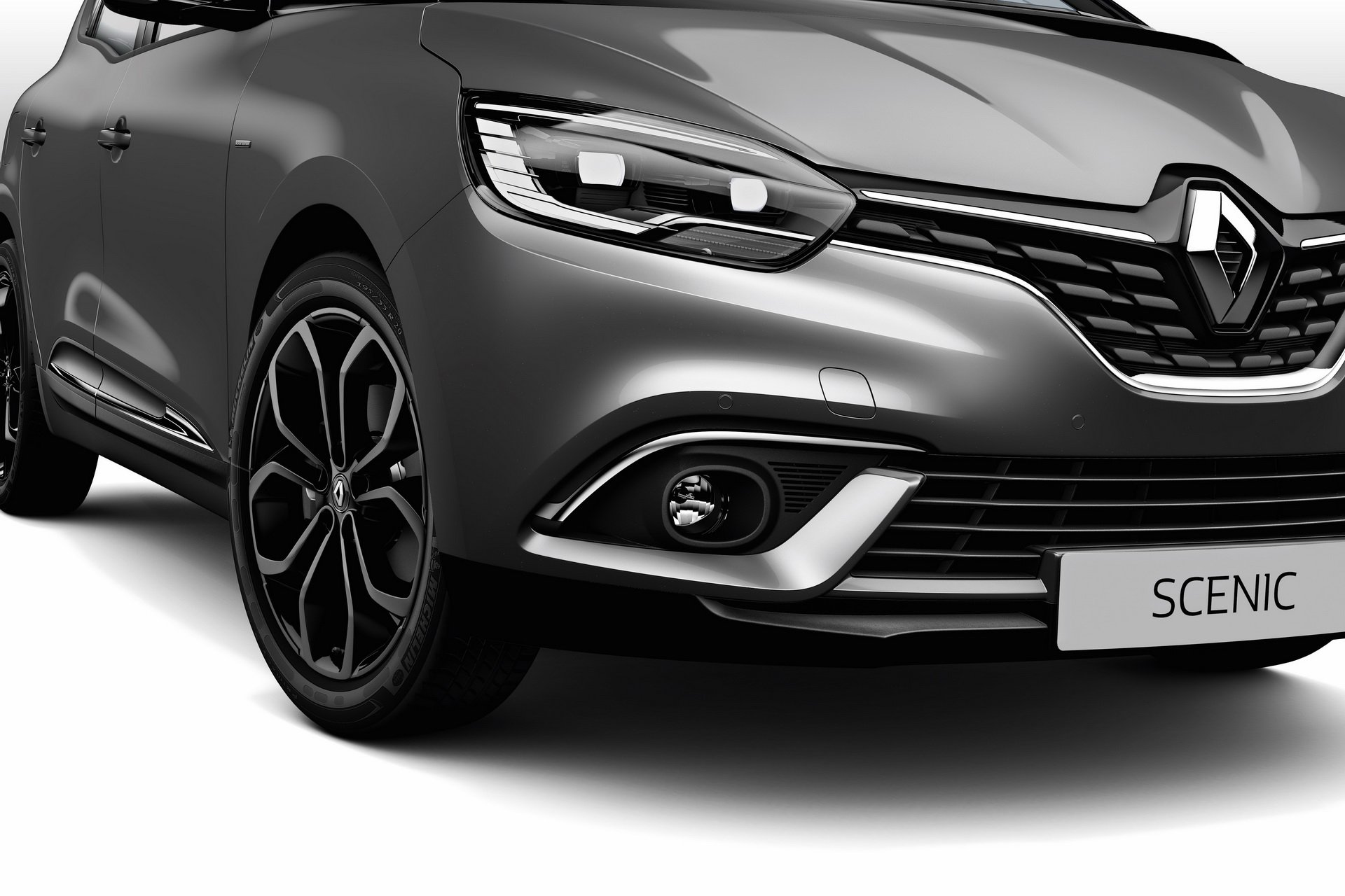 2019 Renault Scenic  Grand Scenic Now Available As Black