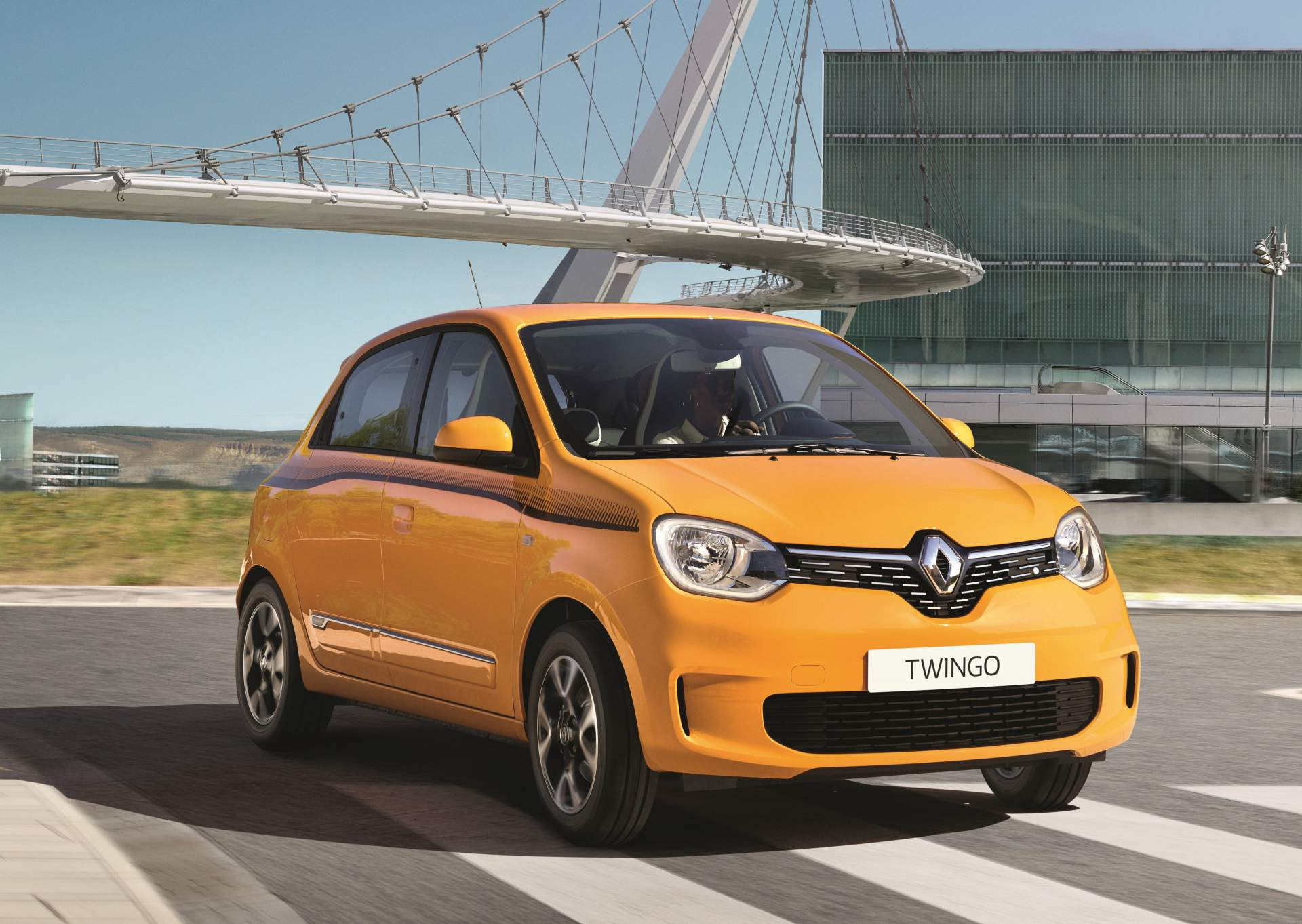 2019 renault twingo debuts with new face sce 75 1 liter. Black Bedroom Furniture Sets. Home Design Ideas