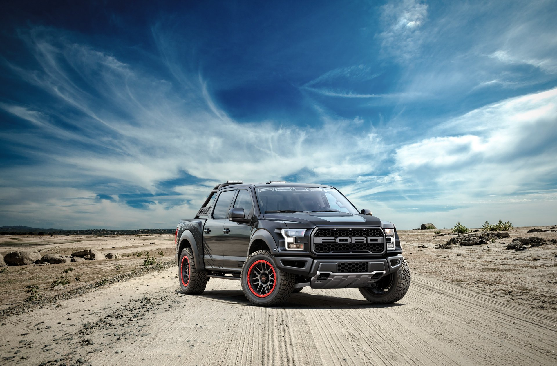 2019 Roush Raptor Means Off-Road Business - autoevolution