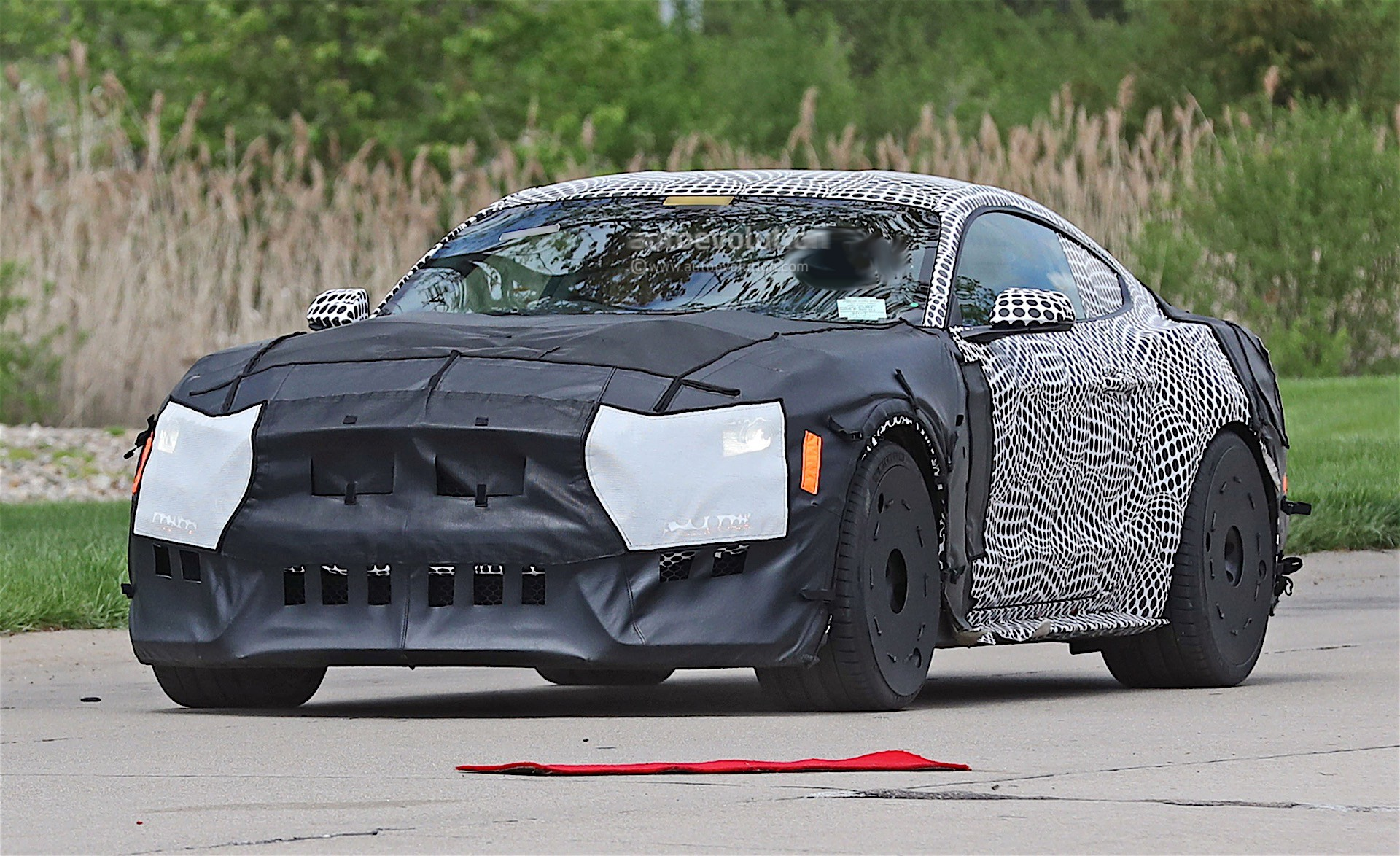 2019 shelby gt500 mustang spy video suggests fpc v8 automatic transmission autoevolution. Black Bedroom Furniture Sets. Home Design Ideas