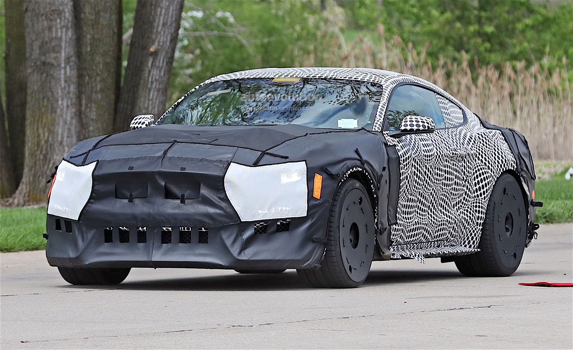 2019 Shelby Gt500 Top Speed Confirmed To Be Over 200 Mph Autoevolution