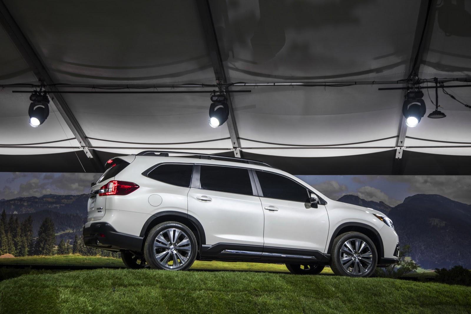 Subaru Xv 2019 >> 2019 Subaru Ascent Production Will Create New Jobs At Indiana Plant - autoevolution